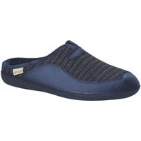 Cipők Férfi Mamuszok Grunland CI1402 Kék