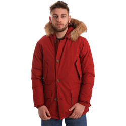 Ruhák Férfi Parka kabátok Gaudi 821FU35017 Piros