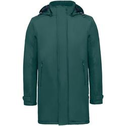 Ruhák Férfi Parka kabátok Invicta 4432284/U Zöld