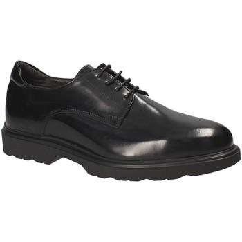 Cipők Férfi Oxford cipők Exton 1680 Fekete