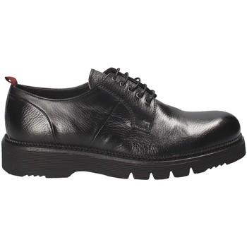 Cipők Férfi Oxford cipők Exton 390 Fekete