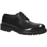 Cipők Férfi Oxford cipők Exton 493 Fekete
