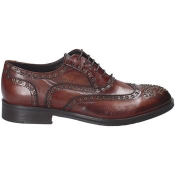 Cipők Férfi Oxford cipők Exton 5358 Barna