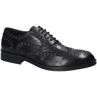 Cipők Férfi Oxford cipők Exton 5358 Fekete