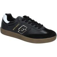 Cipők Férfi Rövid szárú edzőcipők Lotto T7364 Fekete