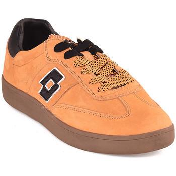 Cipők Férfi Rövid szárú edzőcipők Lotto T7369 Narancssárga