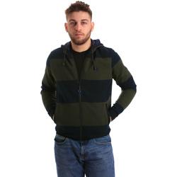 Ruhák Férfi Melegítő kabátok U.S Polo Assn. 50448 49151 Kék