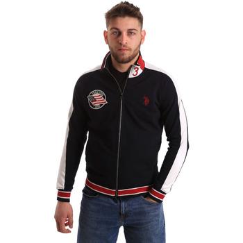 Ruhák Férfi Melegítő kabátok U.S Polo Assn. 50486 51907 Kék