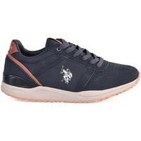 Cipők Férfi Rövid szárú edzőcipők U.S Polo Assn. YBRA4105W8/SY1 Kék