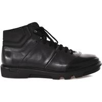Cipők Férfi Magas szárú edzőcipők Soldini 20645 3 Fekete