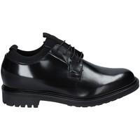 Cipők Férfi Oxford cipők Rogers 122C Fekete