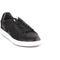 Cipők Férfi Rövid szárú edzőcipők Gas GAM827107 Fekete