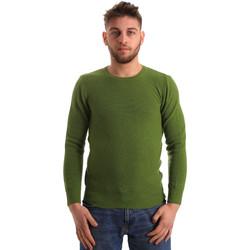 Ruhák Férfi Pulóverek Bradano 172 Zöld