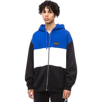 Ruhák Férfi Melegítő kabátok Calvin Klein Jeans J30J309516 Fekete