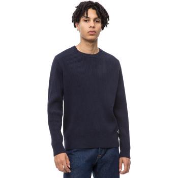 Ruhák Férfi Pulóverek Calvin Klein Jeans J30J309553 Kék