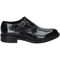 Cipők Férfi Oxford cipők Rogers 1234 Fekete