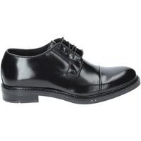 Cipők Férfi Oxford cipők Rogers 2040 Fekete