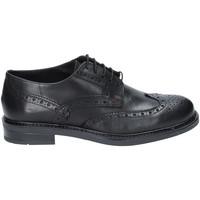 Cipők Férfi Oxford cipők Rogers 3040 Fekete