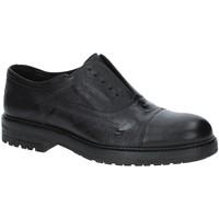 Cipők Férfi Oxford cipők Exton 692 Fekete