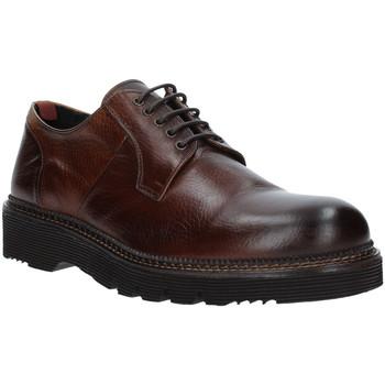 Cipők Férfi Oxford cipők Exton 390 Barna