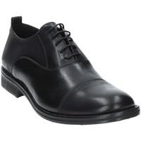 Cipők Férfi Bokacipők Exton 9554 Fekete