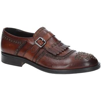 Cipők Férfi Oxford cipők Exton 5359 Barna