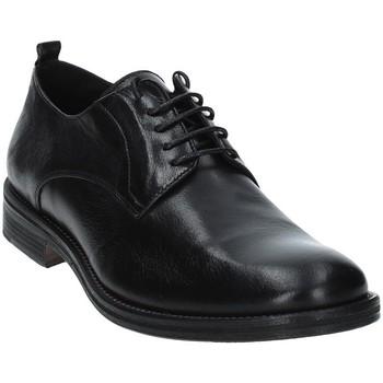 Cipők Férfi Oxford cipők Exton 9553 Fekete