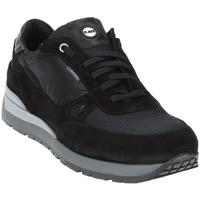 Cipők Férfi Rövid szárú edzőcipők Exton 993 Fekete