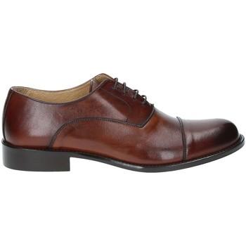 Cipők Férfi Bokacipők Exton 6014 Barna