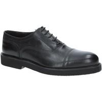 Cipők Férfi Bokacipők Exton 5496 Fekete