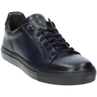 Cipők Férfi Rövid szárú edzőcipők Exton 216 Kék