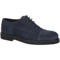 Cipők Férfi Bokacipők Exton 5496 Kék