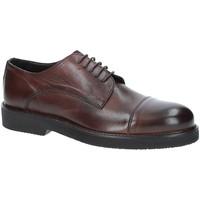 Cipők Férfi Oxford cipők Exton 5413 Barna