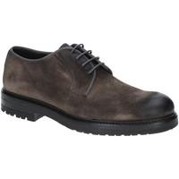 Cipők Férfi Oxford cipők Exton 690 Szürke