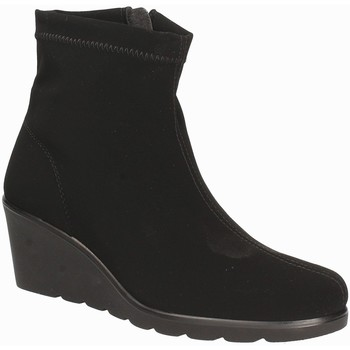 Cipők Női Bokacsizmák Susimoda 825377 Fekete