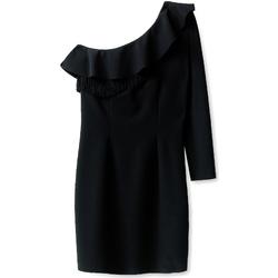Ruhák Női Rövid ruhák Liu Jo F68120J9998 Fekete