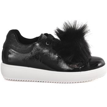 Cipők Női Rövid szárú edzőcipők IgI&CO 2154822 Fekete