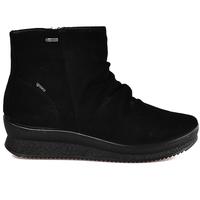 Cipők Női Bokacsizmák IgI&CO 2166911 Fekete