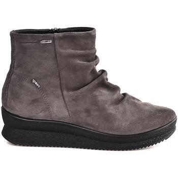 Cipők Női Bokacsizmák IgI&CO 2166922 Szürke