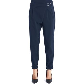 Ruhák Női Chino nadrágok / Carrot nadrágok Gaudi 821BD25031 Kék