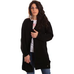 Ruhák Női Mellények / Kardigánok Gaudi 821BD53024 Fekete