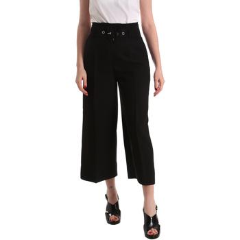 Ruhák Női Lenge nadrágok Gaudi 821FD25001 Fekete