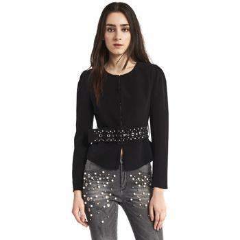 Ruhák Női Kabátok / Blézerek Gaudi 821FD35004 Fekete