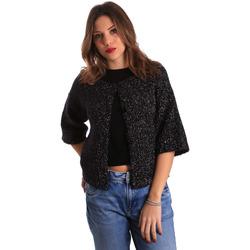 Ruhák Női Mellények / Kardigánok Gaudi 821FD53044 Fekete