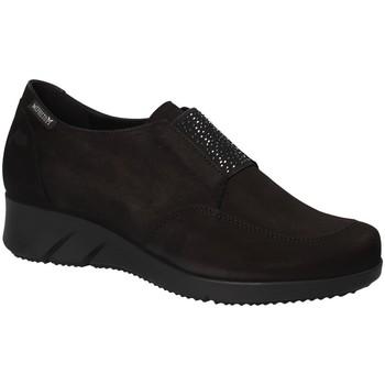 Cipők Női Belebújós cipők Mephisto P5127915 Fekete