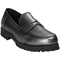 Cipők Női Mokkaszínek Grace Shoes 0215 Szürke