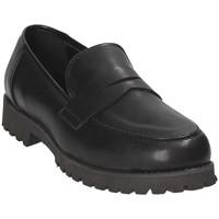 Cipők Női Mokkaszínek Grace Shoes 0215 Fekete