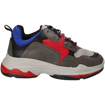 Cipők Női Rövid szárú edzőcipők Gold&gold B18 GT530 Piros