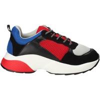 Cipők Női Rövid szárú edzőcipők Gold&gold B18 GT532 Fekete