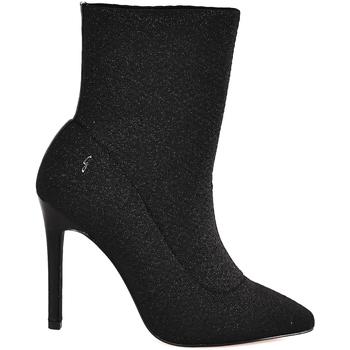 Cipők Női Bokacsizmák Gattinoni PINZO0778W Fekete